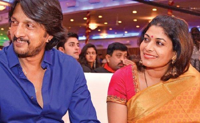Sudeep,Kichcha Sudeep,Priya Radha Krishnan,Sudeep and Priya Radha Krishnan,kiccha sudeep divorce,Sudeep divorce,south indian actor Sudeep,Sudeep files for divorce from wife Priya
