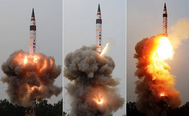 Agni 5,Agni 5 Successfully Test,India's longest range Nuclear Capable Missile,Nuclear Capable Missile,Agni-V,Abdul Kalam Island,Odisha coast,Balasore district