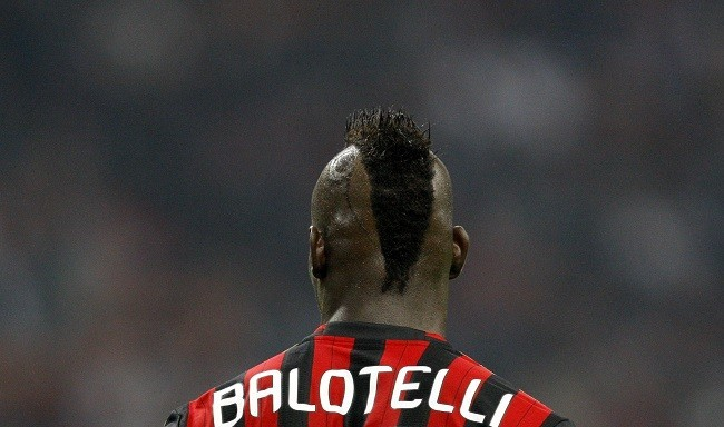 Mario Balotelli Milan