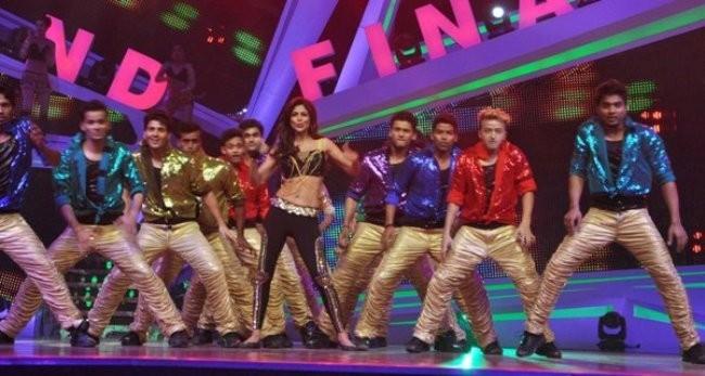 Shilpa Shetty at 'Nach Baliye 6' grand finale