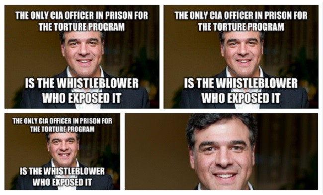 Campaigns to free the CIA whistleblower John Kiriakou has gained momentum on Twitter since the release of the Senate report.