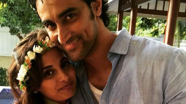 Kunal Kapoor and Naina Bachchan