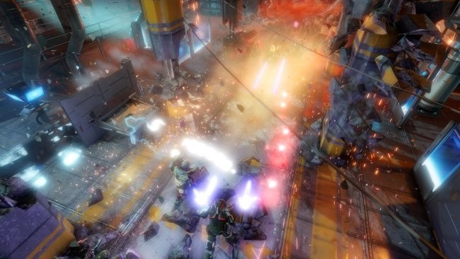 Alienation is a PS4 exclusive
