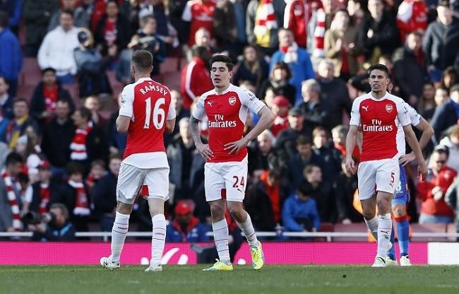 Ramsey Bellerin Gabriel Arsenal
