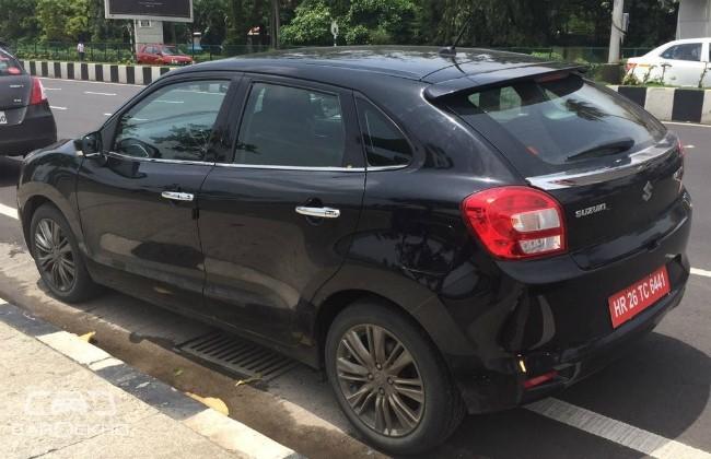 Maruti Suzuki Baleno 1.0-litre Boosterjet turbo-petrol continues testing in India
