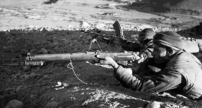 Sino India war of 1962