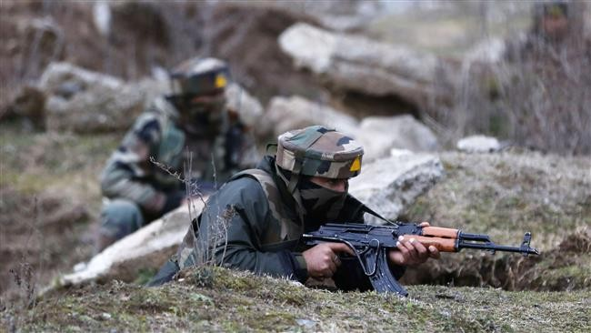 Armed forces started a complete wipe out operation against the terrorists holed in Kashmir