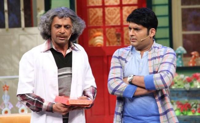 Sunil Grover, Kapil Sharma