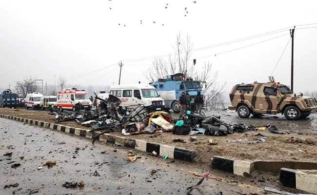 Tension between India and Pakistan after terrorist attack.