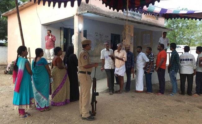 Representational image for Andhra Pradesh elections