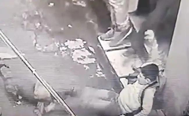 Pitbull bite Jalandhar