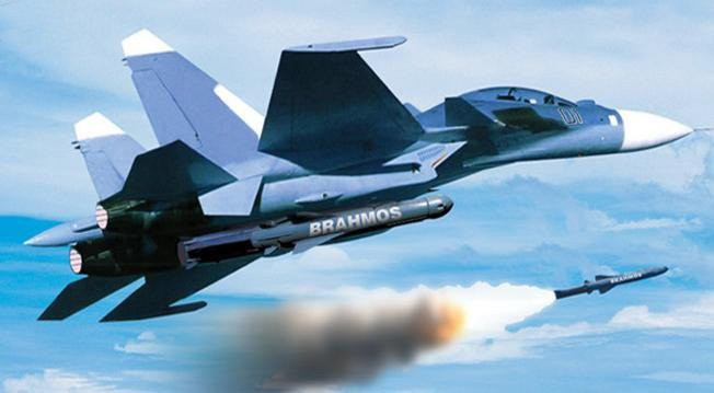 BrahMos missile integrated into Su-30MKI