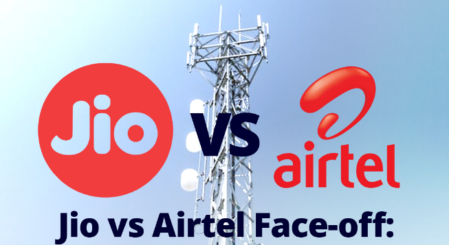 Airtel vs Reliance Jio