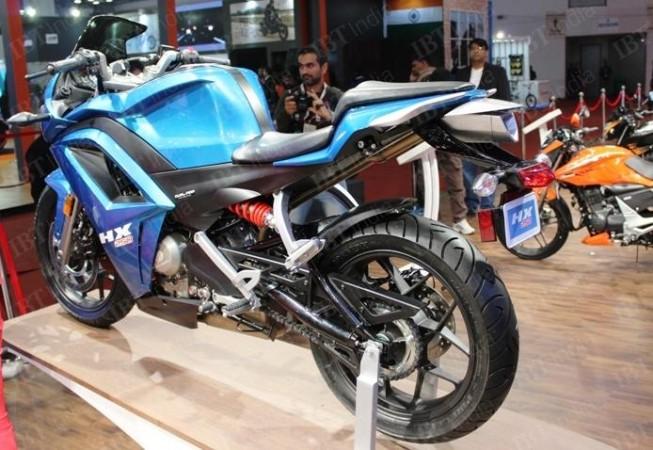 Hero HX250