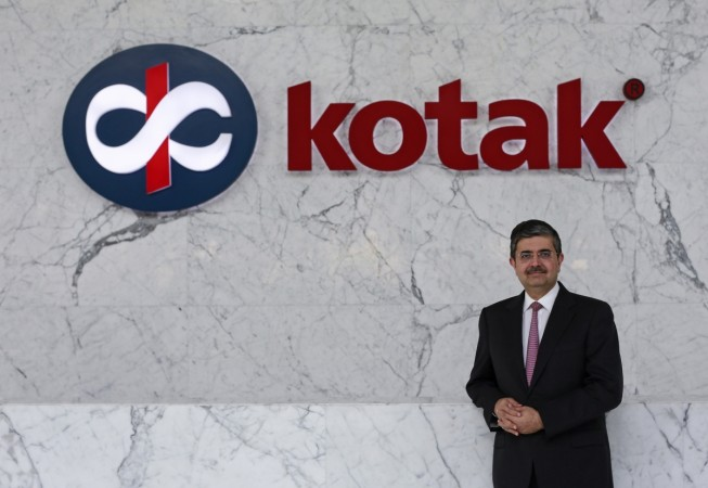 Kotak Mahindra Bank beats SBI to become country's second-most valuable lender