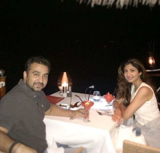 Shilpa Shetty,Shilpa Shetty in Maldives,Raj Kundra,Raj Kundra birthday,Raj Kundra birthday celebration,Raj Kundra birthday party,Raj Kundra in Maldives,Viaan,shilpa shetty son Viaan
