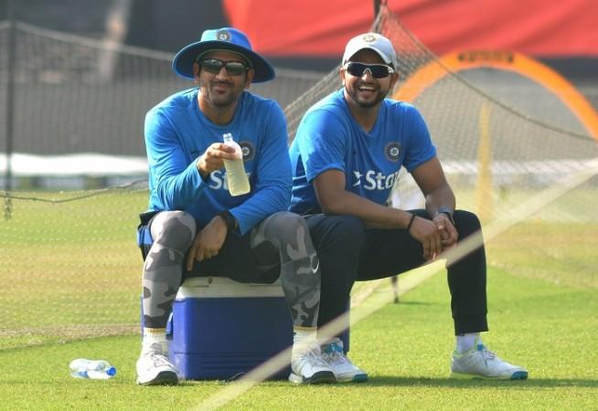 MS Dhoni Suresh Raina World T20 2016