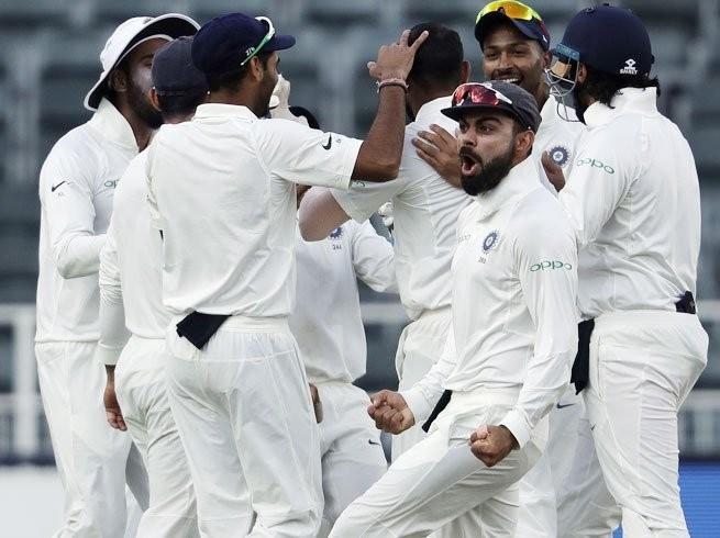 India beat South Africa,India trash South Africa,India vs South Africa,india vs south africa 3rd test 2018,Virat Kohli