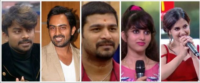 Bigg Boss Kannada - Who'll win this season?