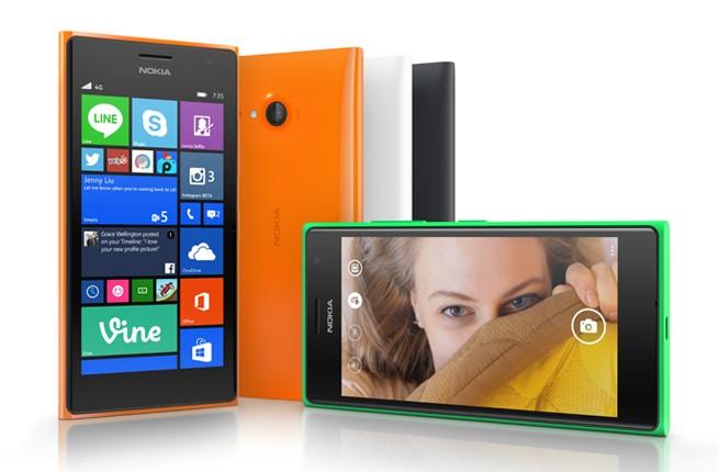 Nokia Lumia 730 and Lumia 735