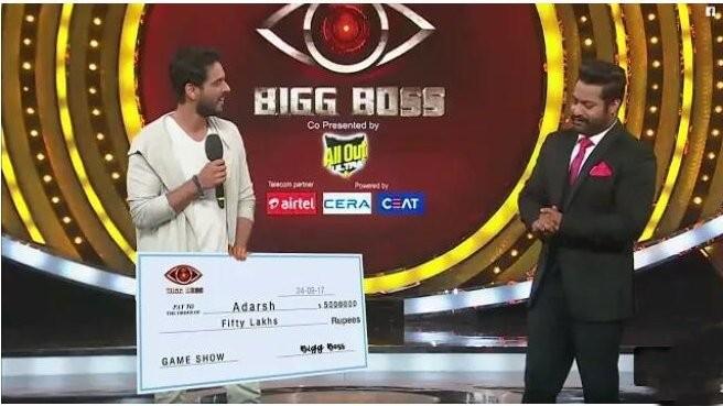 Bigg Boss Telugu finale: Actor Siva Balaji wins first season