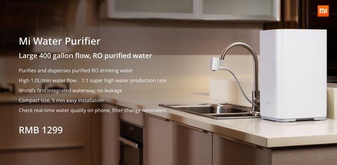 Mi Water Purifier