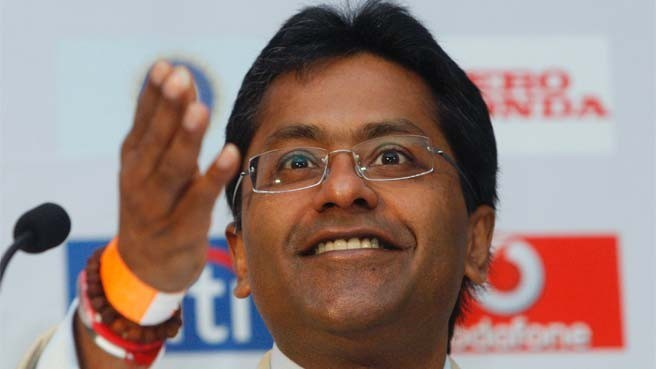 Lalit Modi/Reuters