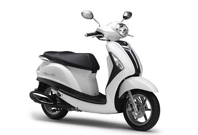 yamaha 125cc scooter to debut at auto expo 2018 could it. Black Bedroom Furniture Sets. Home Design Ideas