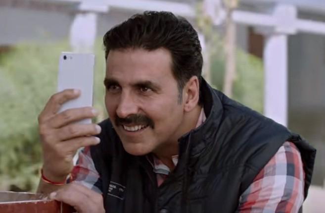 Akshay Kumar in Toilet Ek Prem Katha