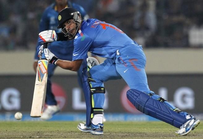 Yuvraj Singh India