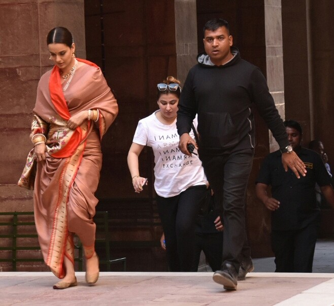 Manikarnika: The Queen of Jhansi,Manikarnika,Kangana Ranaut,Sonu Sood,Junagarh Fort,Kangana Ranaut as Manikarnika