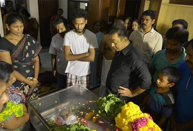 Kamal Hassan,Cinematographer NK Vishwanathan,Cinematographer,NK Vishwanathan dead,NK Vishwanathan passes away