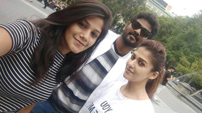 Vignesh Shivan Celebrates His Birthday With Nayanthara In
