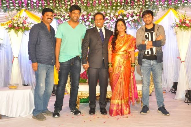 Harish,Harish wedding reception,Vennela Kishore,Harish wedding reception pics,Harish wedding reception images,Harish wedding reception stills,Harish wedding reception pictures,Harish wedding reception photos