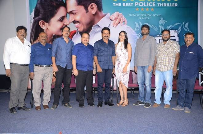 Karthi,Rakul Preet Singh,Khakee Success Meet,Khakee,Khakee Success Meet pics,Khakee Success Meet images,Khakee Success Meet stills,Khakee Success Meet pictures,Khakee Success Meet photos