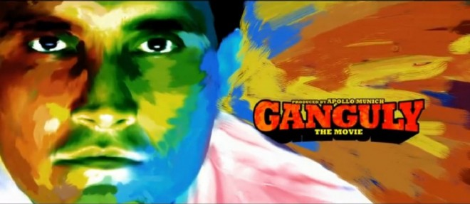 'Sourav Ganguly-The Movies'