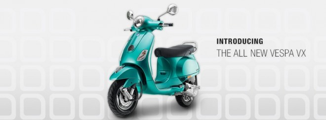 Piaggio Vespa S Goes on Sale in India Before Official Launch