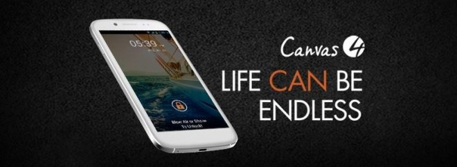 Micromax's Metal-Clad Canvas 4