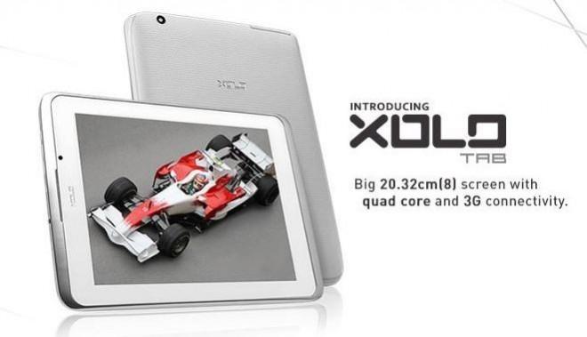 Xolo Tablet PC
