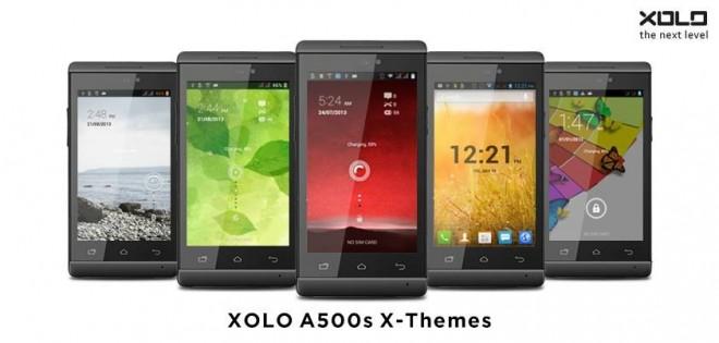 Xolo Smartphones