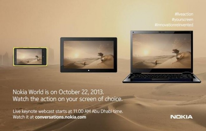 Nokia Teases Laptop Ahead of 22 October Abu Dabhi Event