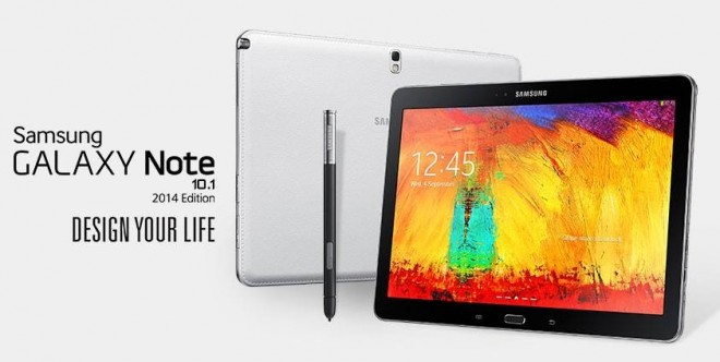 Samsung Launches 3G based Galaxy Note 10.1(2014 Edition) in India Ahead of Diwali