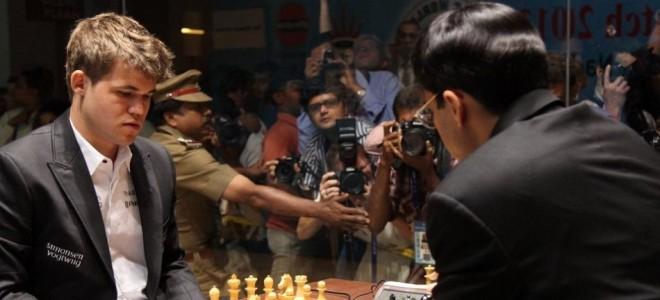 Anand v Carlsen