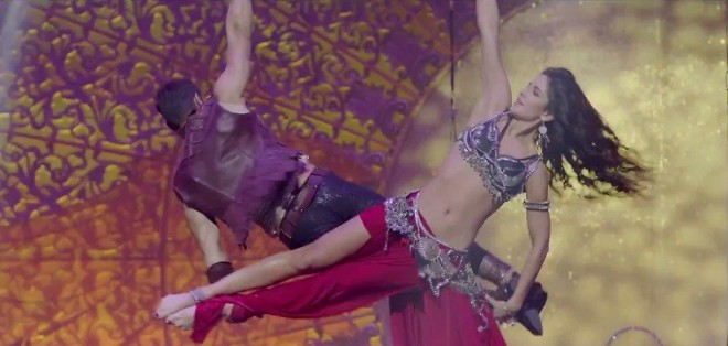 Dhoom 3 (Screenshot from Official Video)