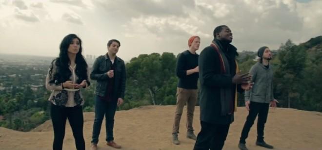 Youtube Pentatonix Christmas.Pentatonix S Little Drummer Boy Christmas Song Goes Viral