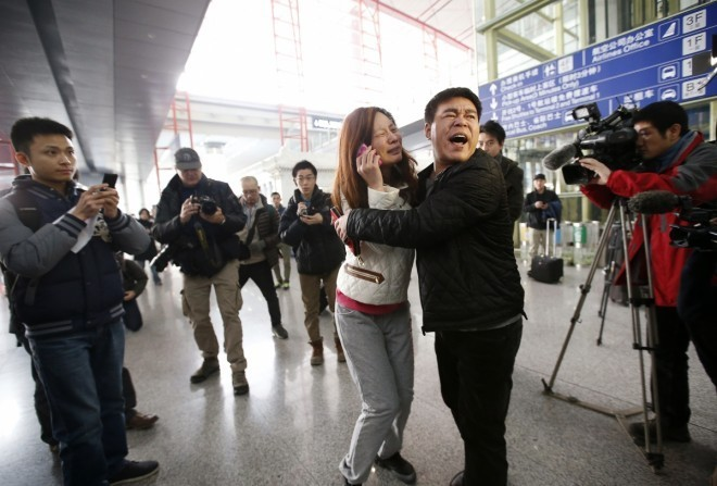 News that phones of the passengers rang without answer has sparked an online frenzy (Photo: Reuters)