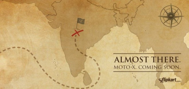 Motorola Flagship Smartphone Moto X to Set Foot in India Soon