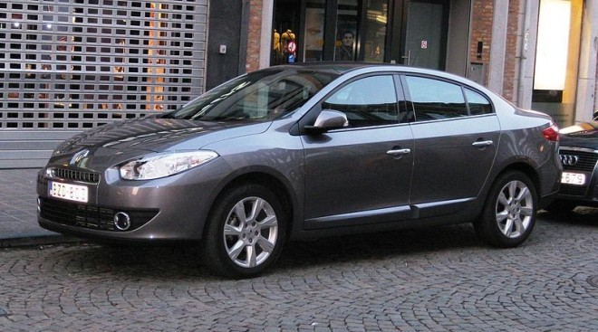 2014 Renault Fluence Facelift Launched In India; Price, Feature Details (WikimediaCommons/Charles01)