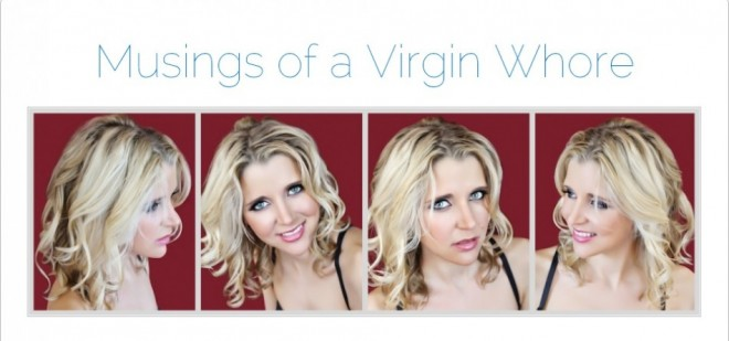 """Virgin Whore"" Elizabeth Raine"