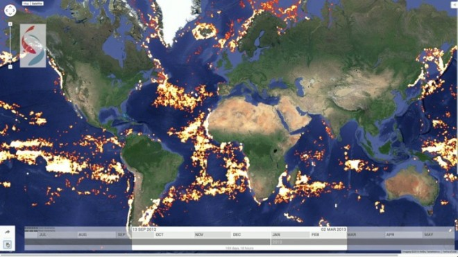 Google Thrives To Put An End To Illegal Fishing With Global Fishing Watch